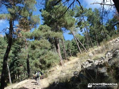 Abantos y Cuerda Escurialense;tiendas alpinismo madrid parques nacionales de madrid